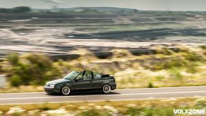 Volkswagen Golf Mk4 Cabrio Szatkoś