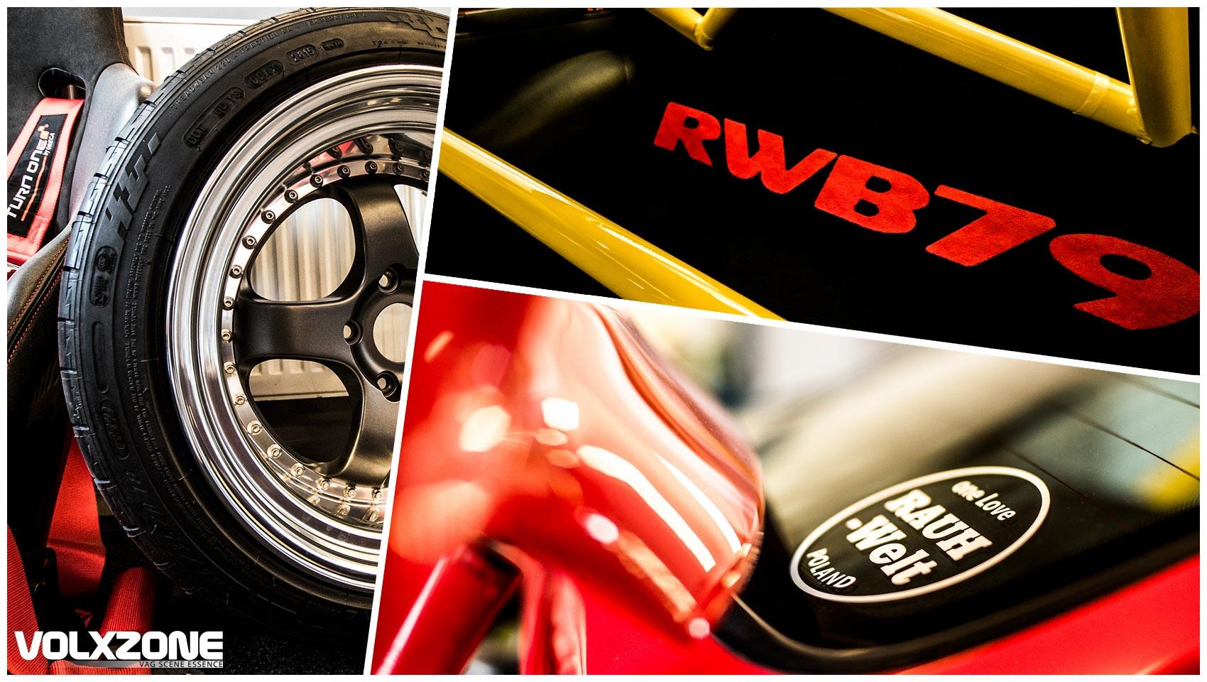 Porsche RWB Poland