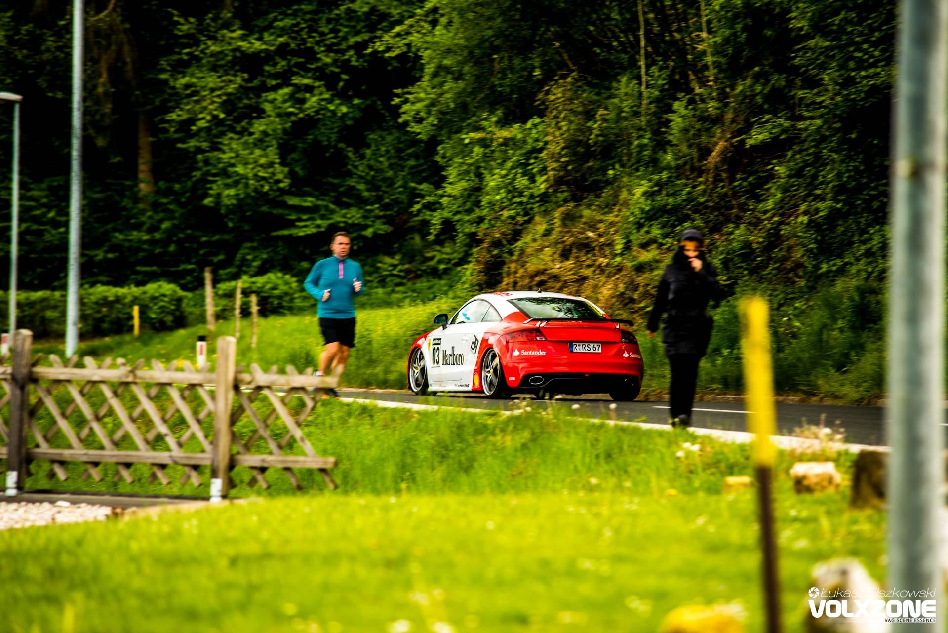 Audi Tt Rs Marlboro Gepfeffert Volxzone