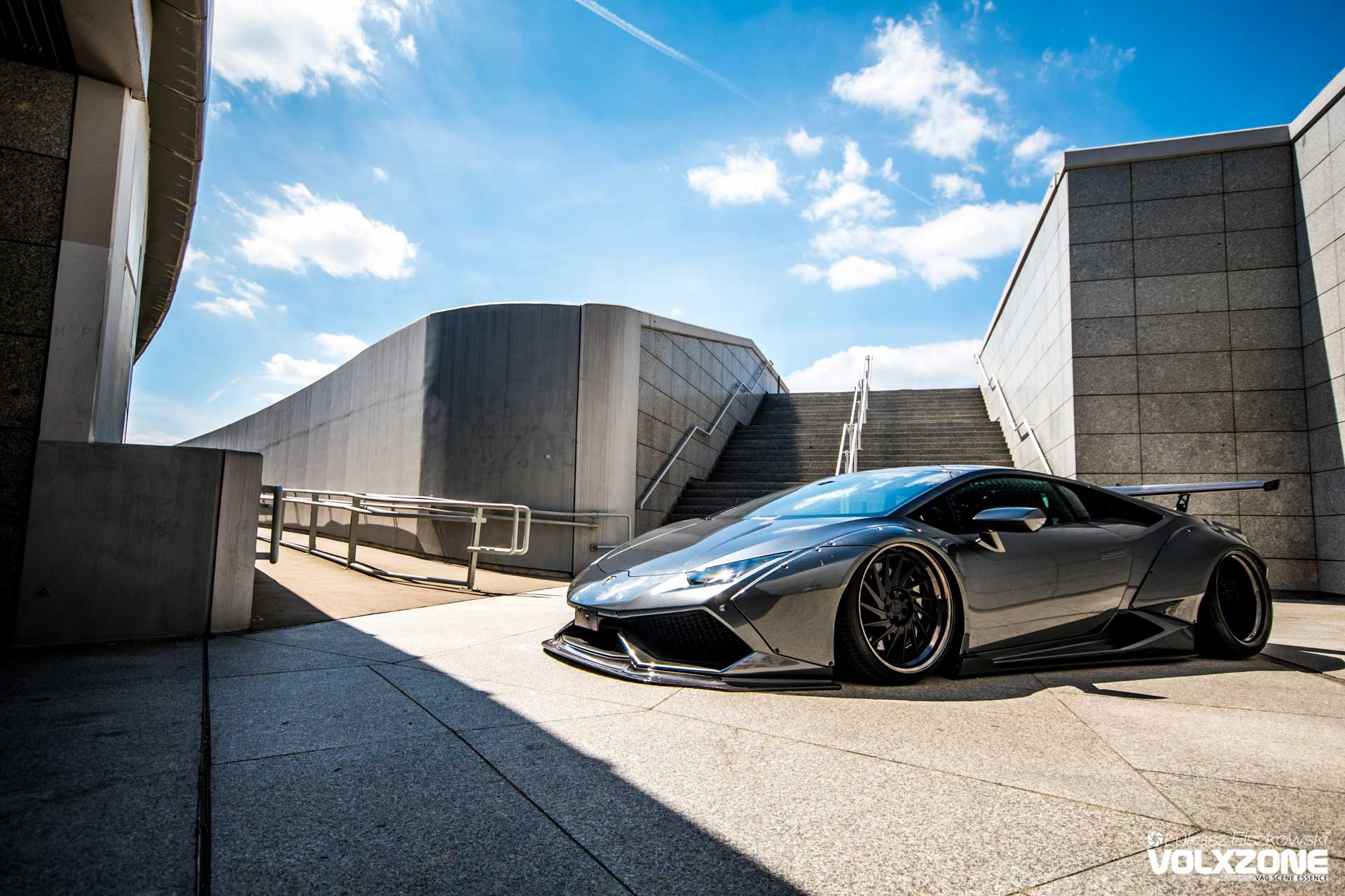 Lexy Roxx Carporn Lamborghini Huracan
