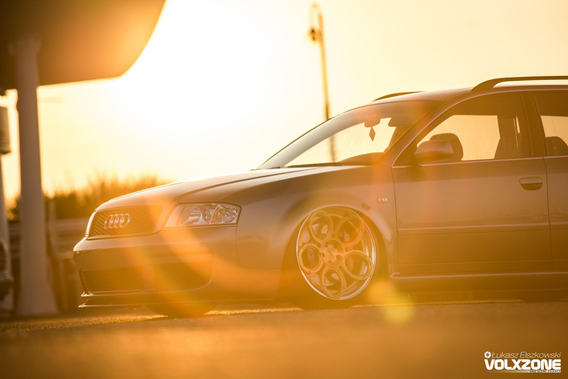 Audi A6 C5 Rs6 Nu Wave Master Volxzone Volxzone