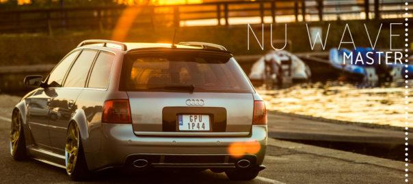Audi A6 C5 RS6 Nu Wave Master - VOLXZONE