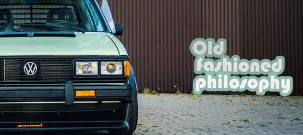 VW Jetta A1 1.9TD Rabbit Kamei Hella