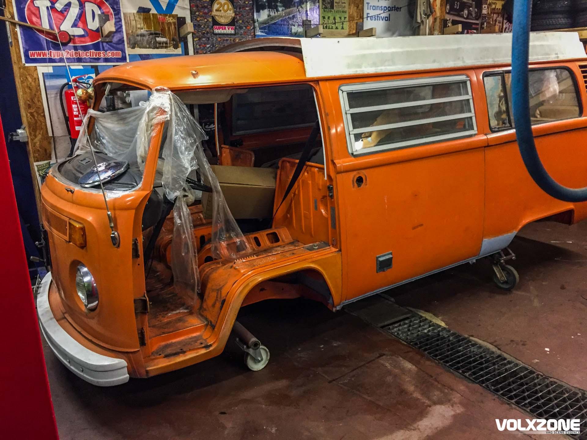 Volkswagen Kieft en Klok