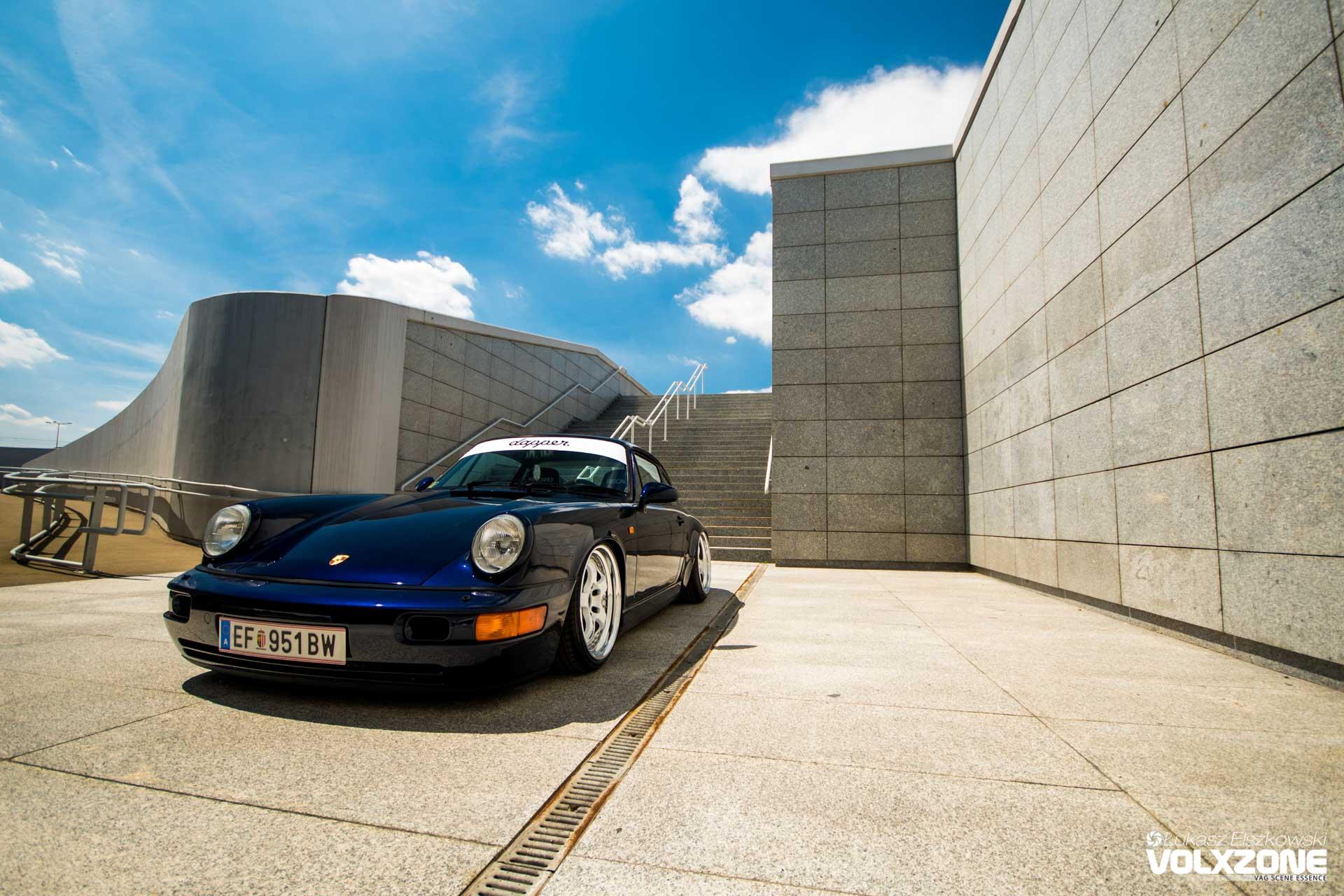 Porsche 964 Dapper
