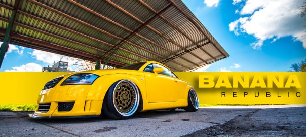 Audi TT R32 Low4Wheels