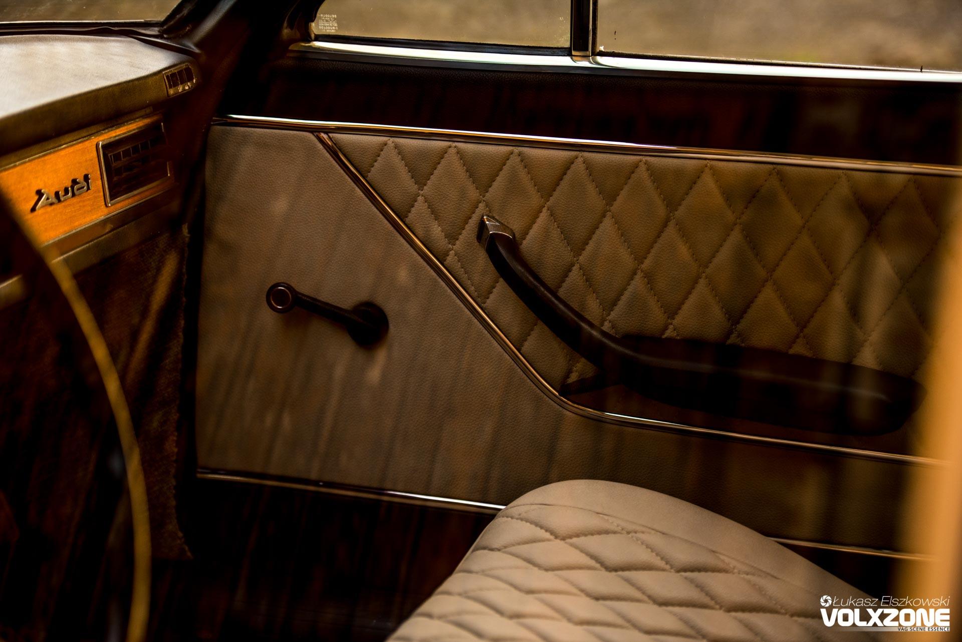 Audi 100 C1 LS GL Low&Slow PittWorks
