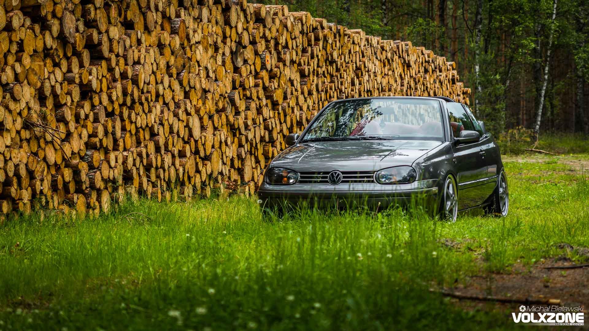 VW Golf MK3.5 Cabrio V5