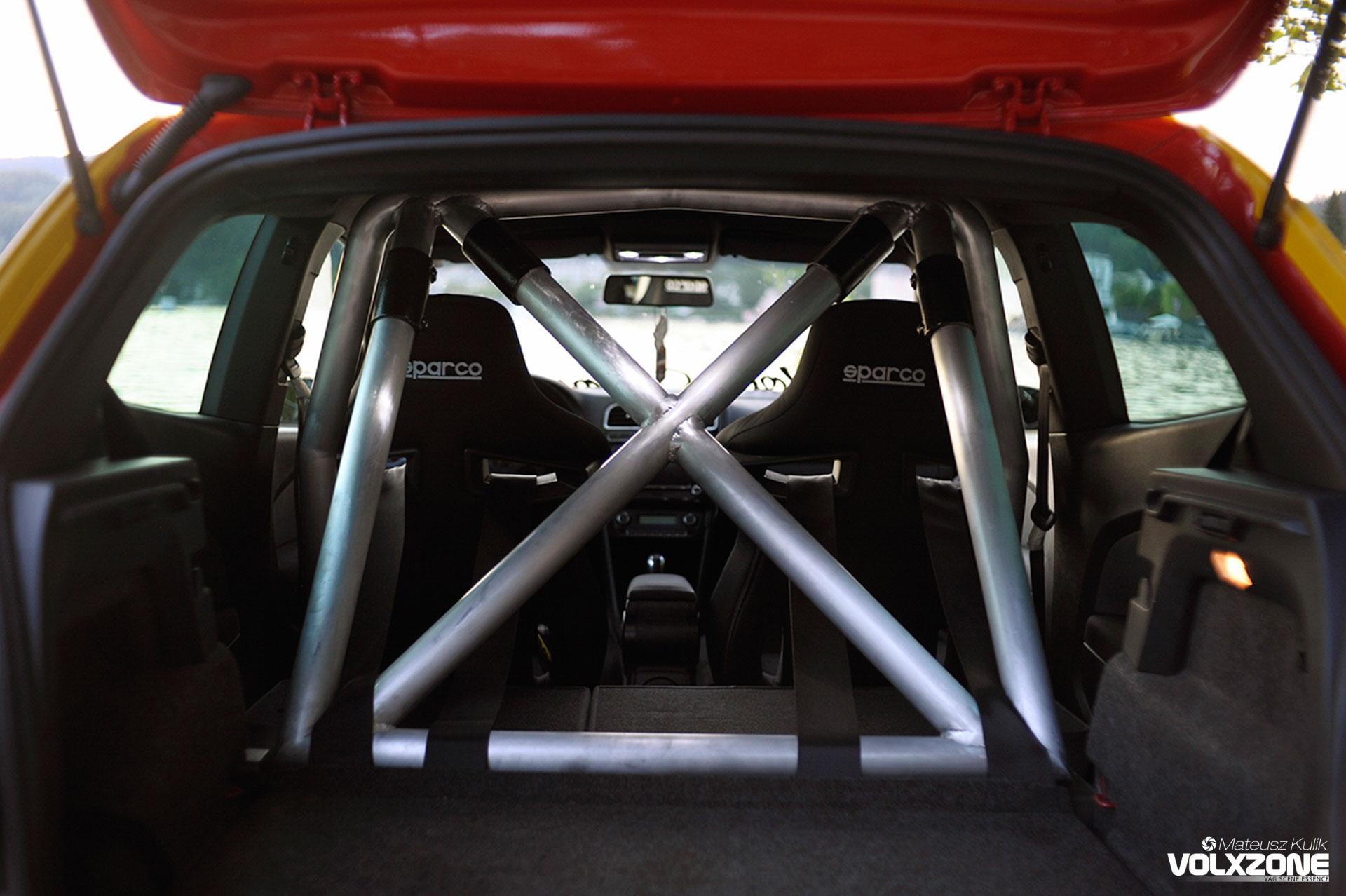 VW Polo GTI 6R Rocket Bunny