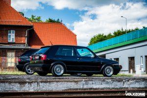VW Golf MK2 Edition Blue Edition One