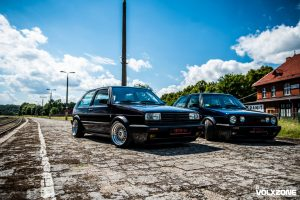 VW Golf MK2 Edition Blue Edition One