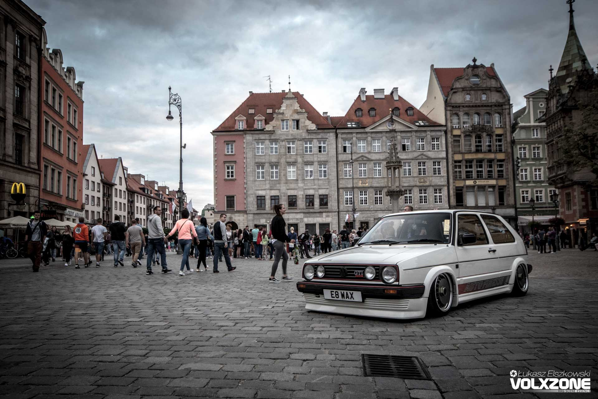 VW MK2 1.8T Auto Finesse
