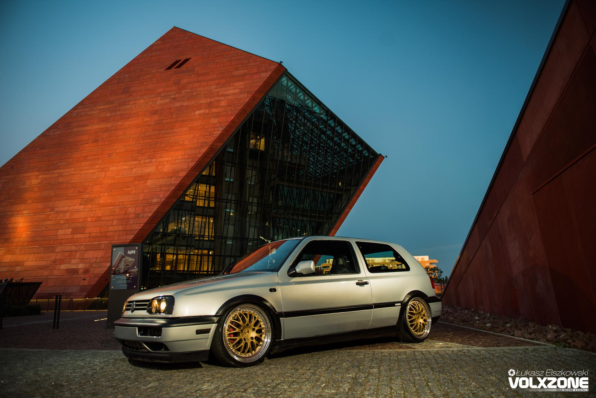 VW Golf MK3 1.8T Eta Beta