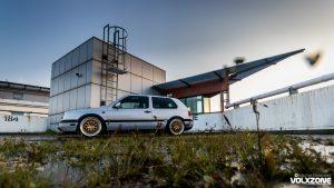 VW Golf MK3 1.8T Eta Beta