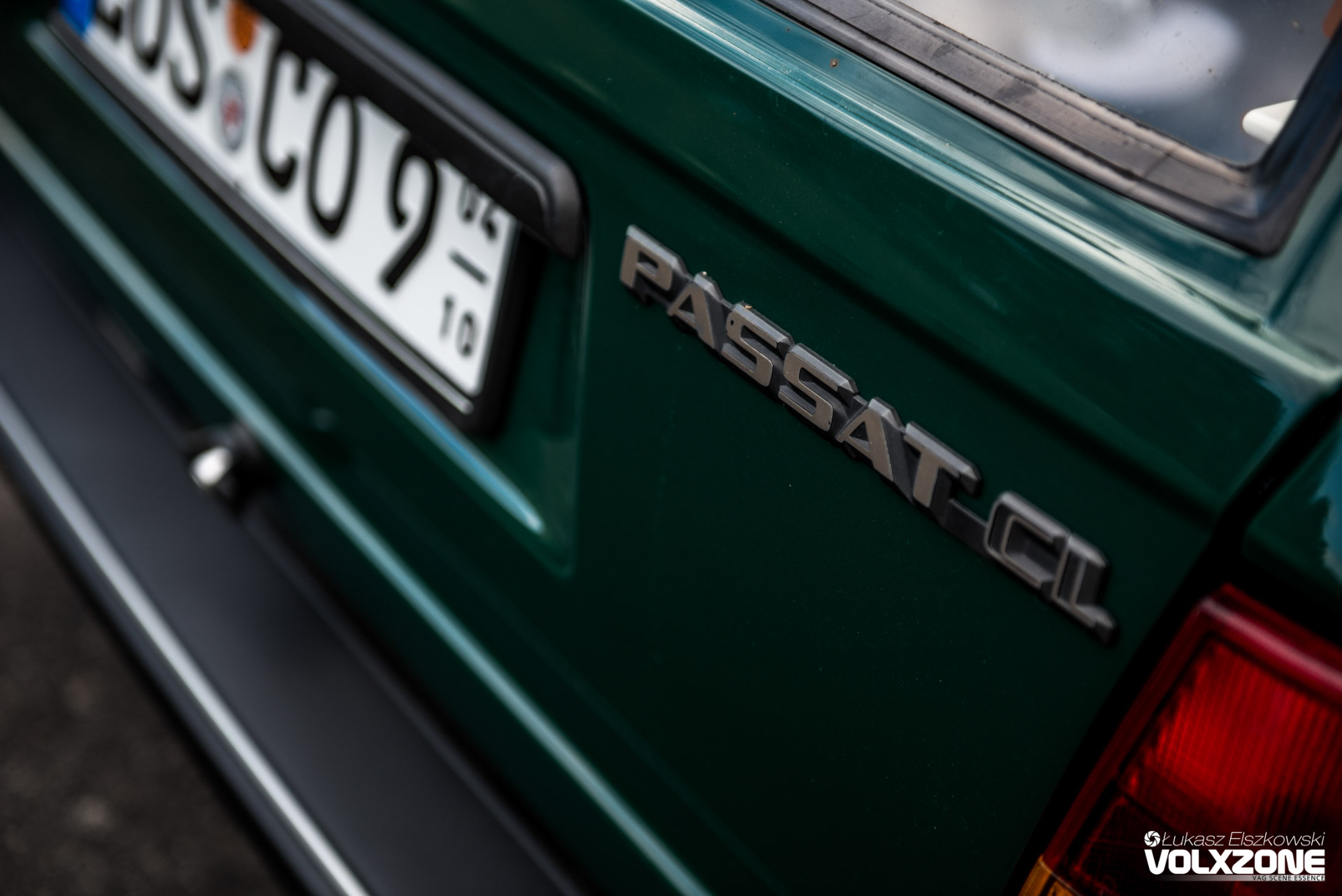 VW Passat B2 KeeP Rusty