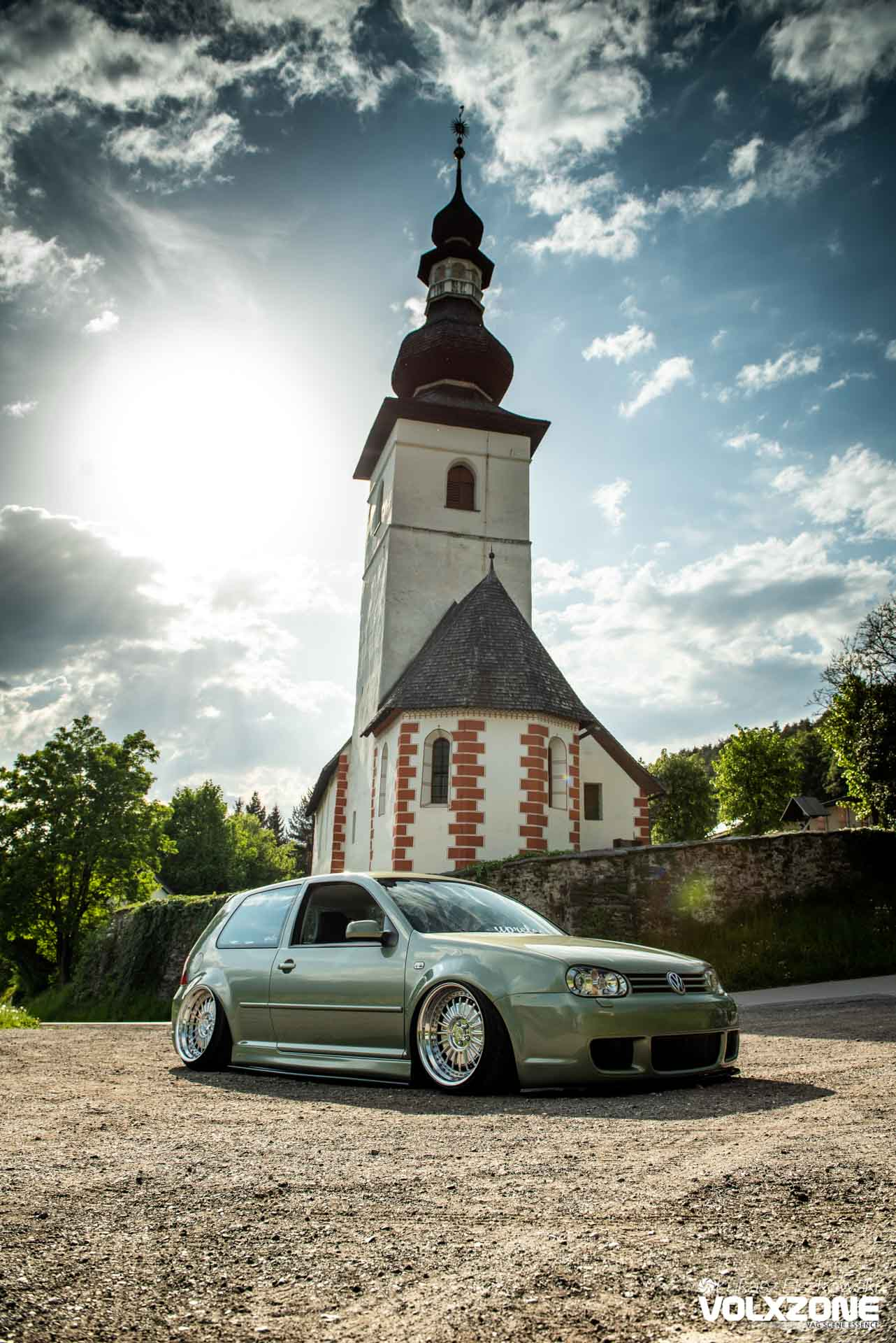 Swiss Made VW Golf MK4 R32