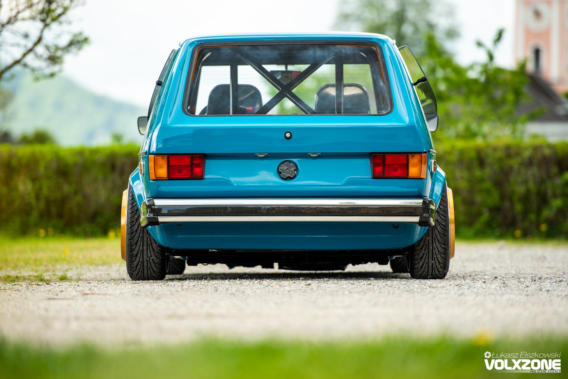 Golf MK1 Carbon RAD48