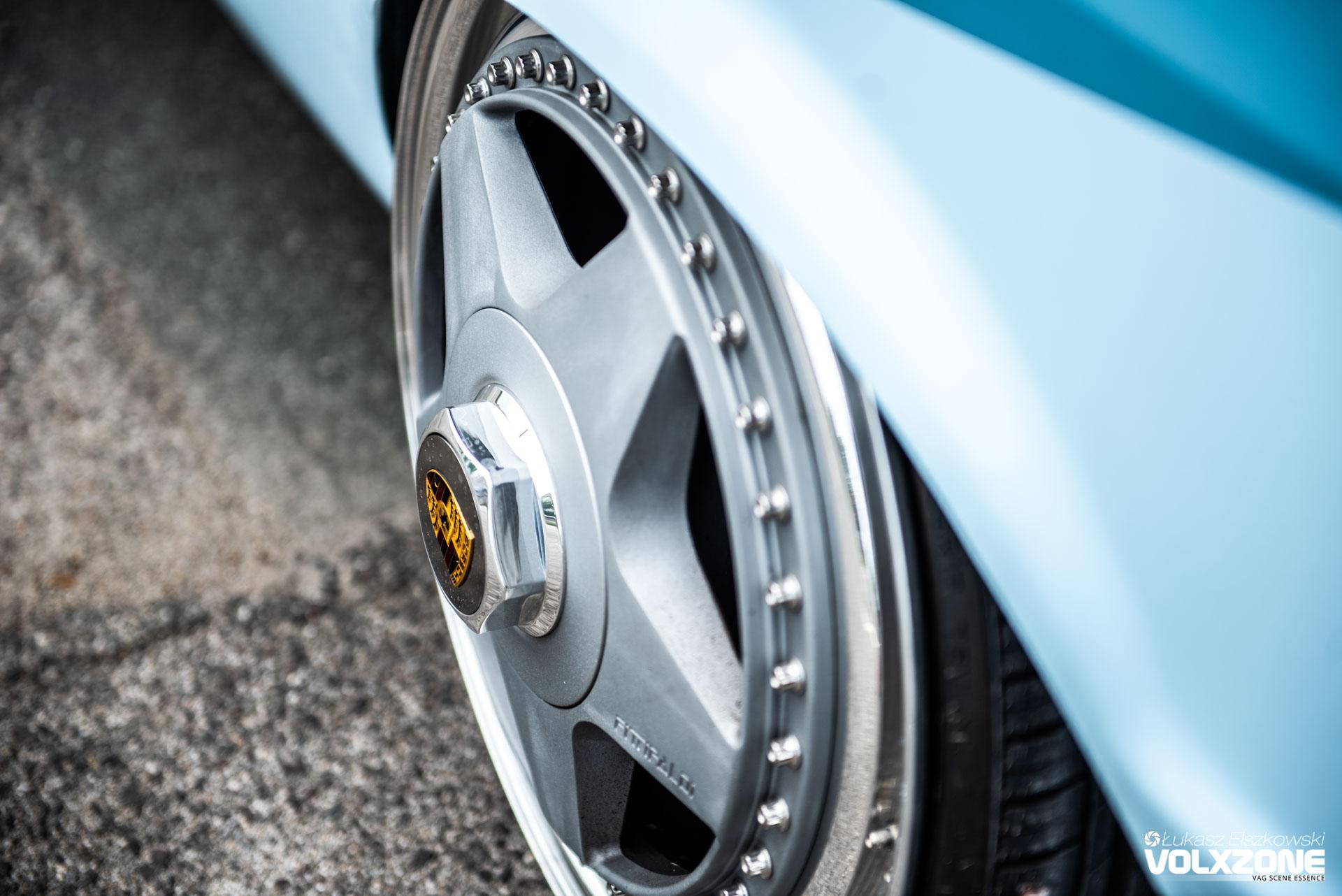 VW Scirocco MK1 2.0 16V Carbon