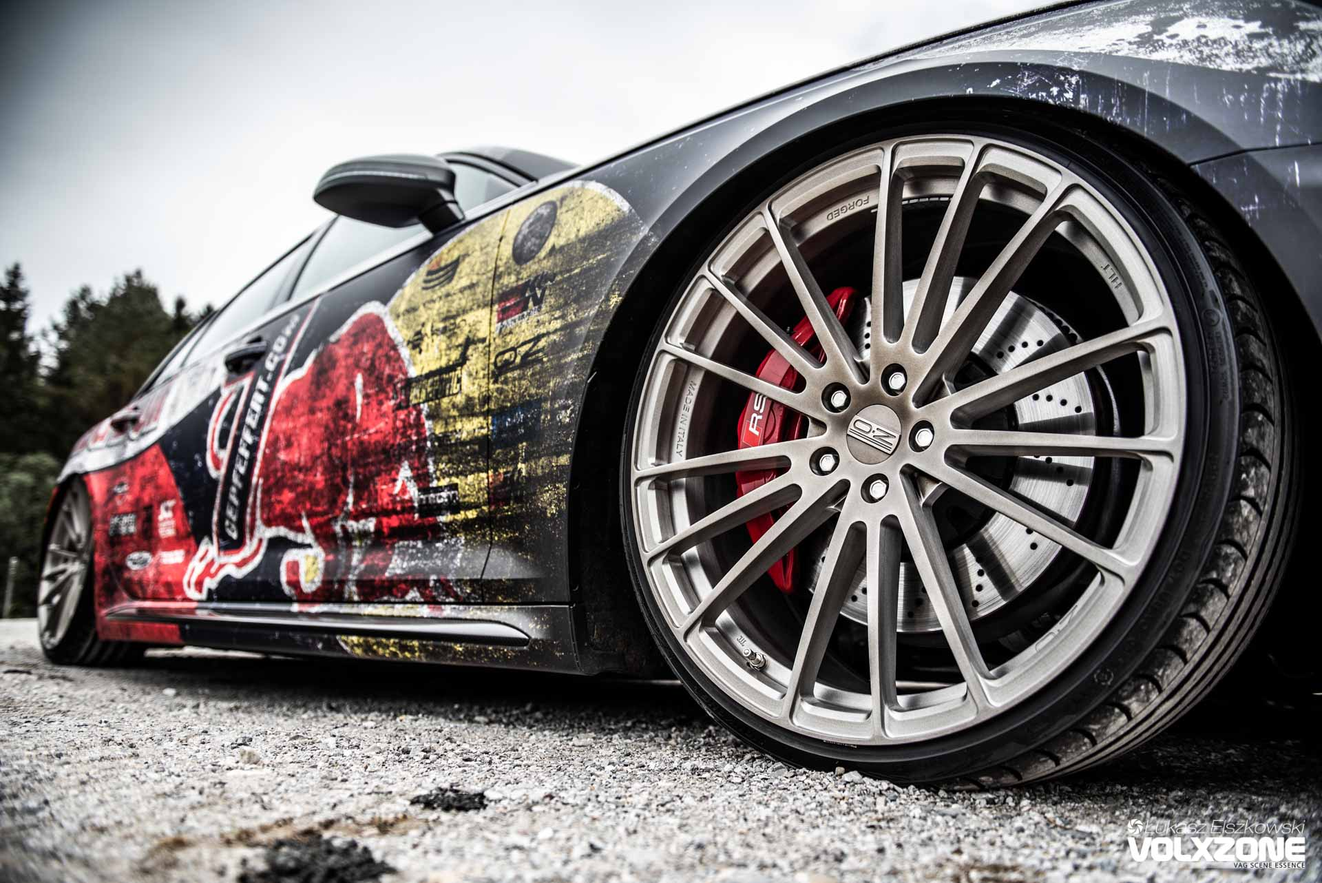 Audi RS4 KW OZ MTM Gepffefert