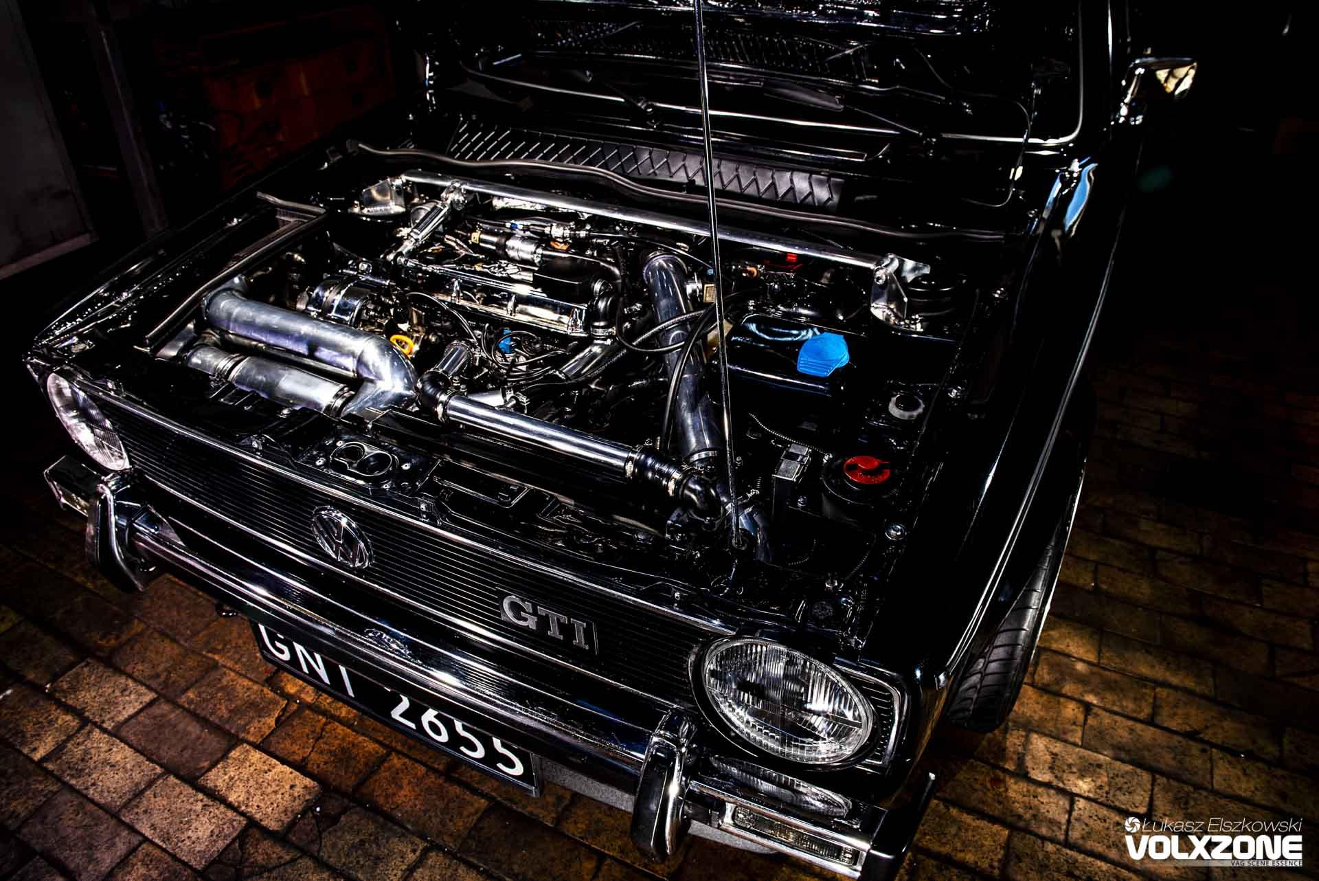 Volkswagen Golf MK1 1.8 G60