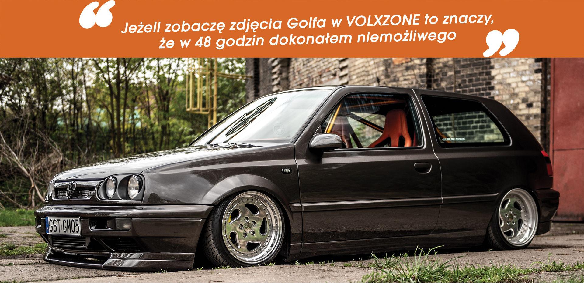 VW Golf MK3 1.8T Air Lift RECARO