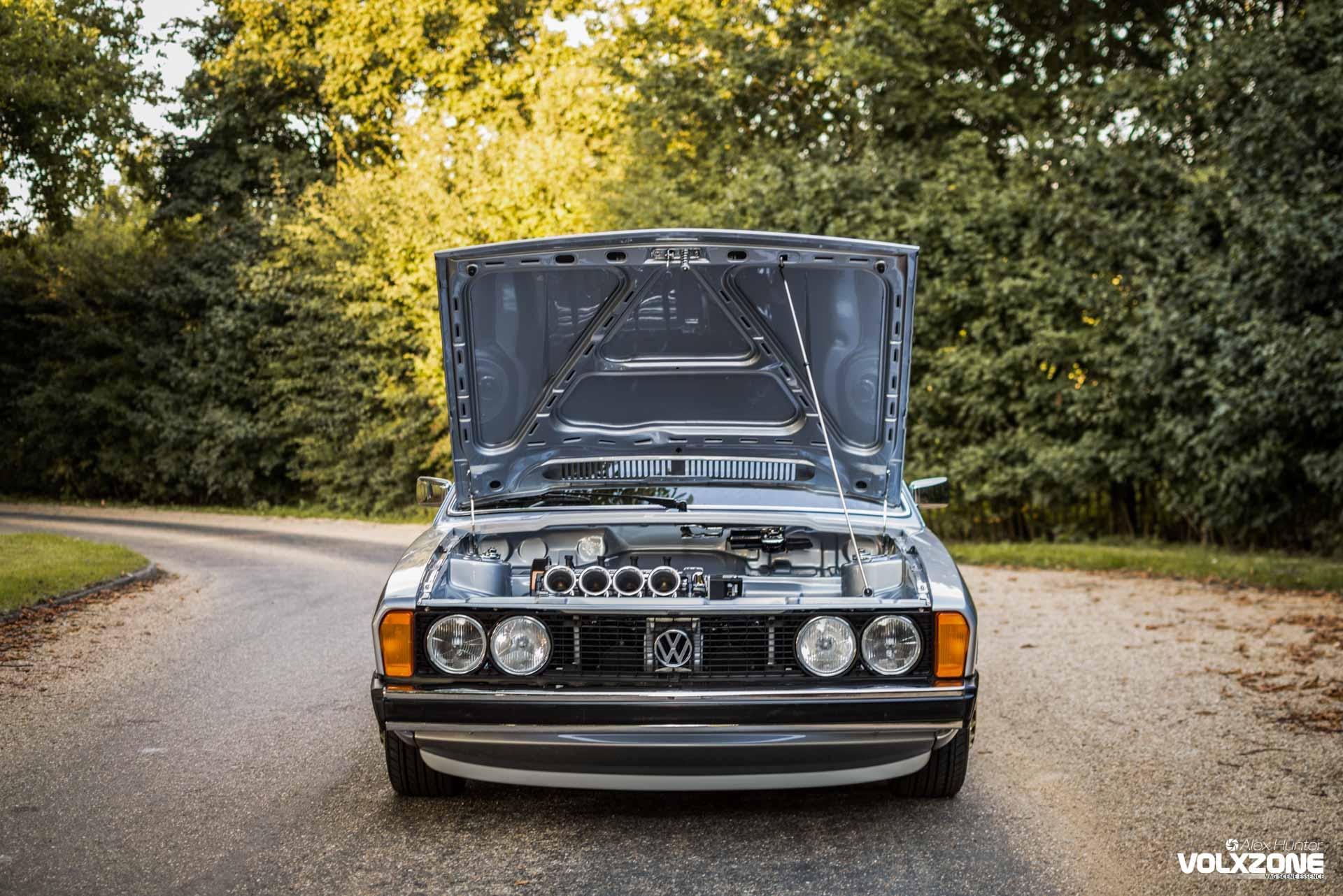 VW Scirocco MK1 2.0 16V ABF