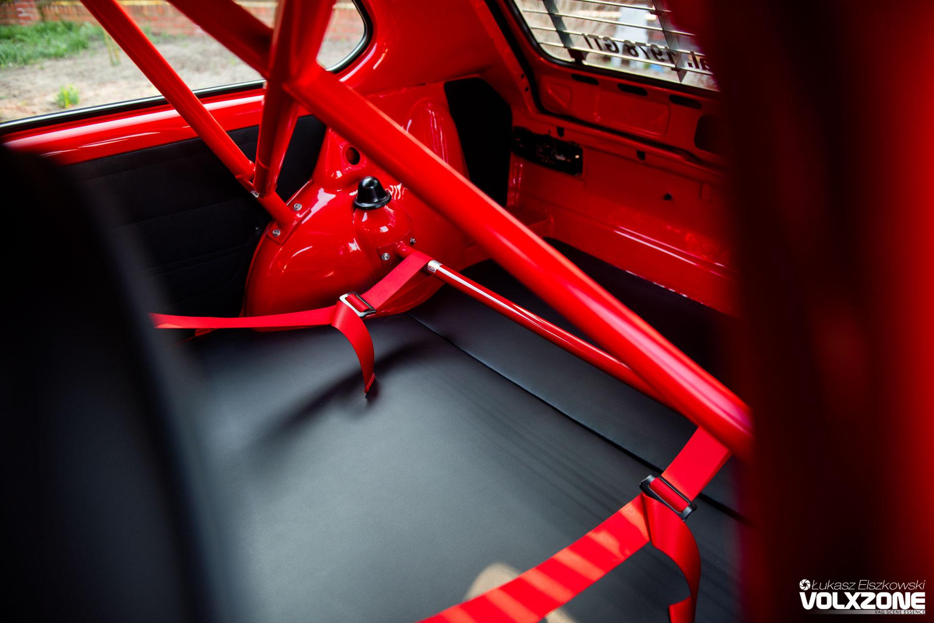 VW Golf MK1 R32
