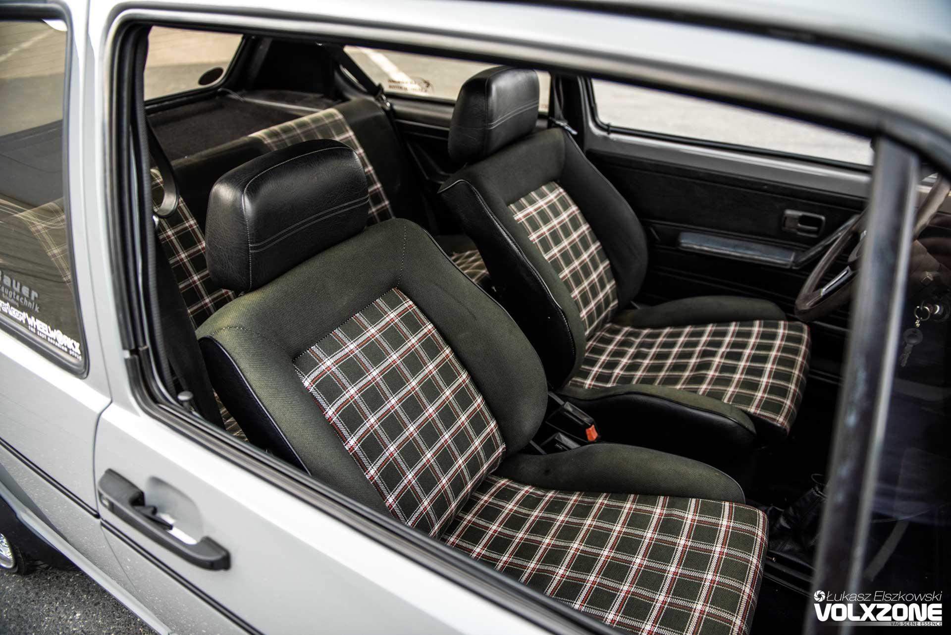 VW Golf MK1 Gepfeffert