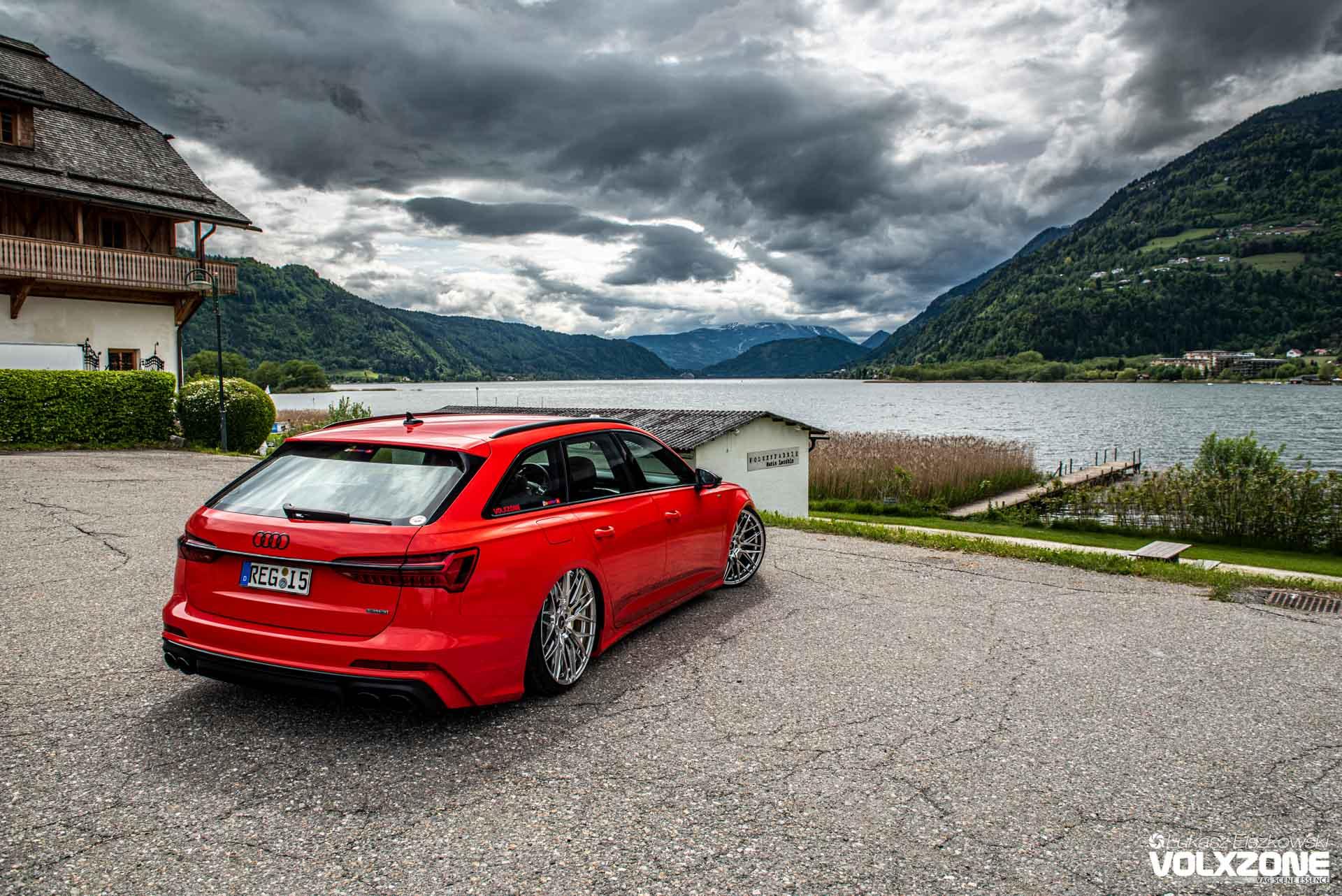Audi A6 C8 Gepfeffert.com