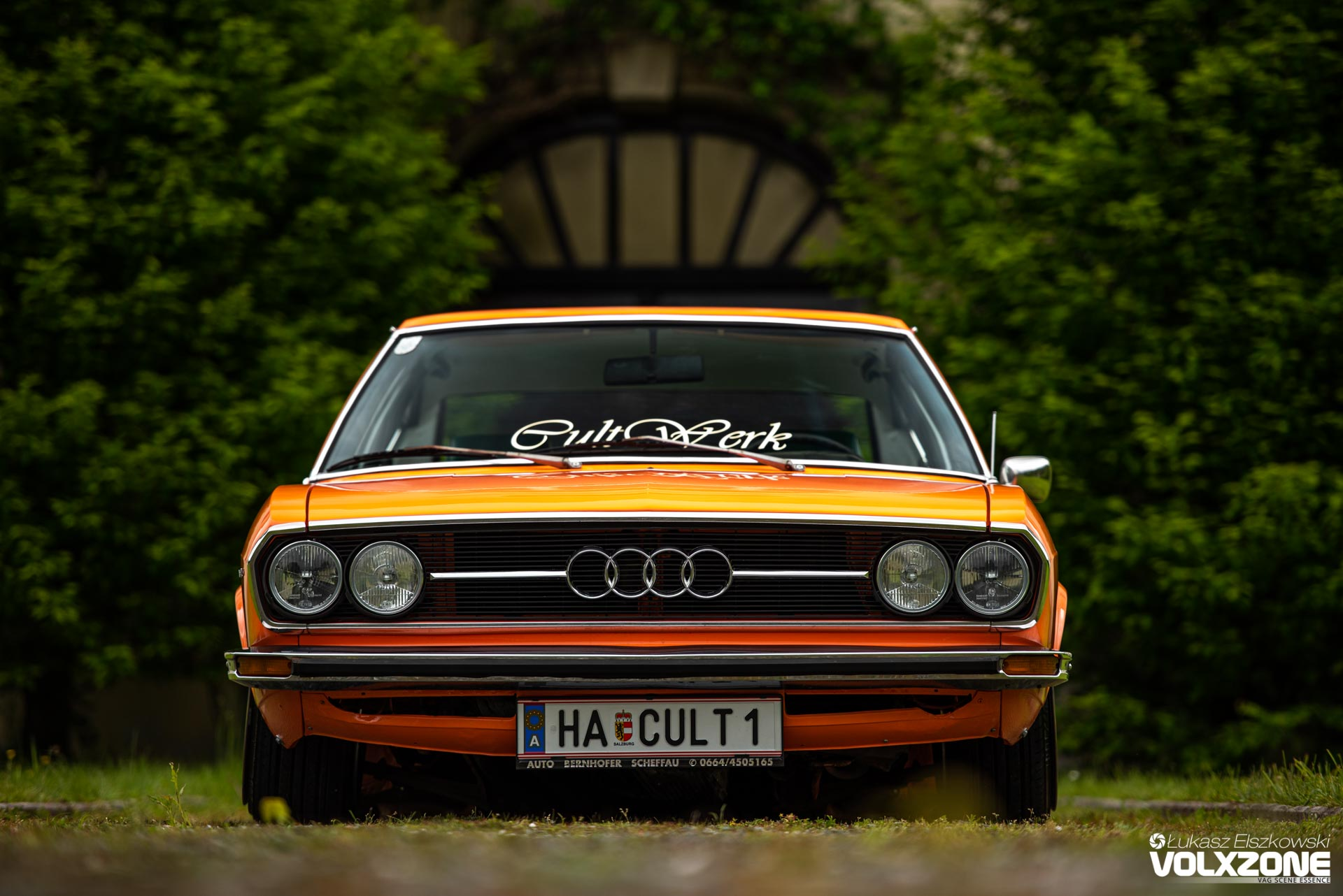 Audi 100 C1 Coupe S
